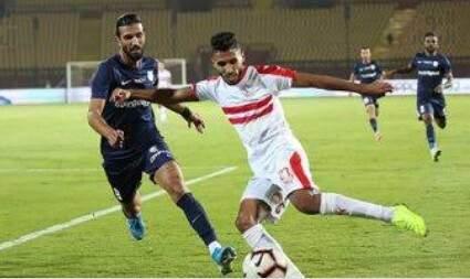 موعد مباراة الزمالك وإنبي في الدوري المصري