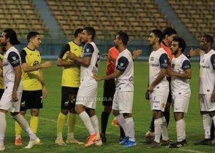 إنبي يسقط في فخ التعادل أمام العزلان في الدوري المصري
