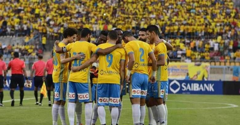تشكيل الإسماعيلي لمواجهة مصر المقاصة فى الدوري المصري