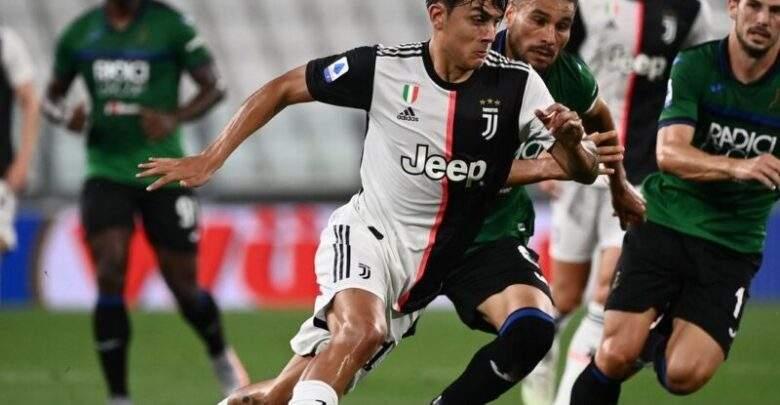 نهائي كأس إيطاليا.. تشكيلة يوفنتوس في مباراة اليوم ضد أتلانتا