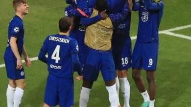 للمرة الثانية تشيلسي يحقق دوري الأبطال بفوز مستحق .
