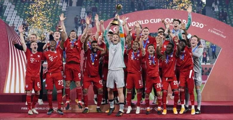 بايرن ميونخ يتوج بطلاً للدوري الألماني للمرة الـ31 بعد خسارة لايبزيج