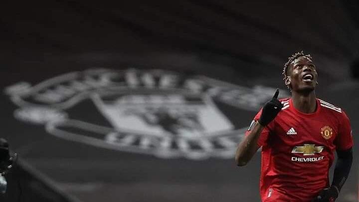 مانشستر يونايتد يحدد 80 مليون إسترليني لبيع نجمه الفرنسي بول بوجبا