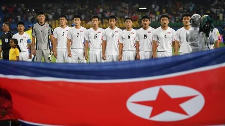 إنسحاب كوريا الشمالية من تصفيات كأس العالم