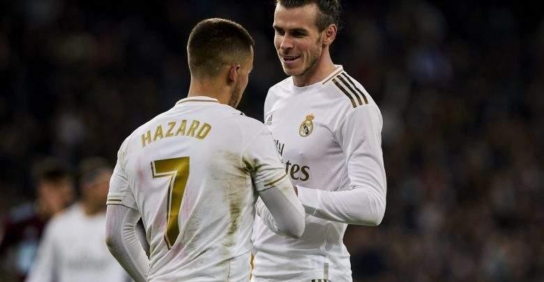 سكاي سبورتس: ريال مدريد يحسم مصير هازارد و بيل من الرحيل