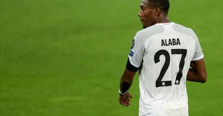 موعد إعلان ريال مدريد التعاقد مع دافيد ألابا