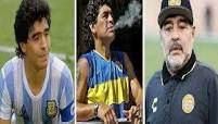 """أسطورة كرة القدم مارادونا أُهمل من فريقه المعالج و""""تُرك لمصيره"""""""