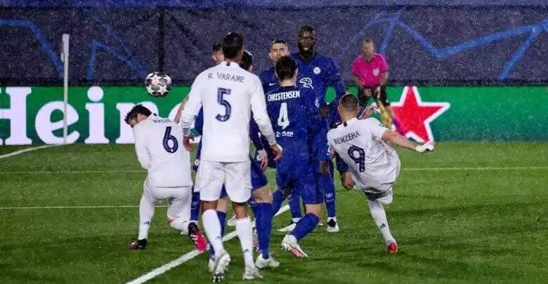 الكشف عن حكم مباراة ريال مدريد وتشيلسي في الأبطال