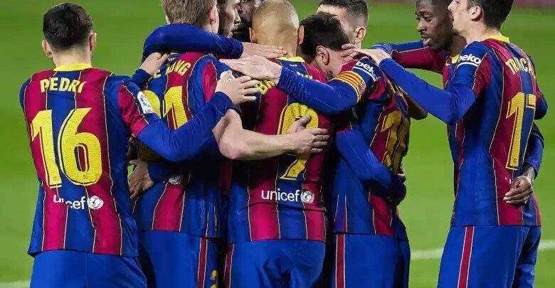 تطورات صادمة في إصابة لاعب برشلونة