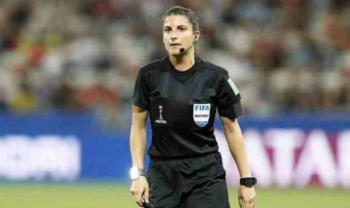 """الألمانية """"ريم حسين"""" حكمًا لنهائي دوري أبطال أوروبا لكرة القدم"""