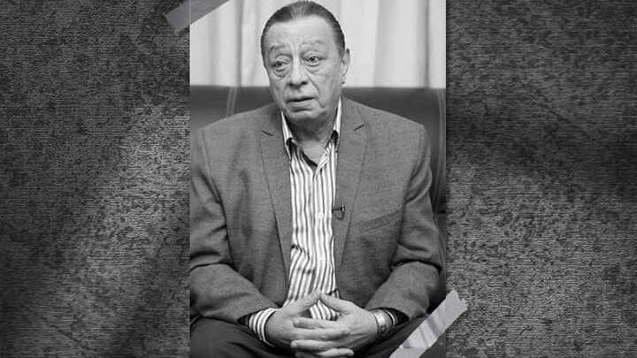 وزير الرياضة ينعي مدحت فقوسة ومحمود باجنيد