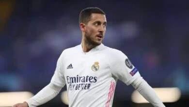ريال مدريد تضع هازارد في سوق الإنتقالات المقبلة