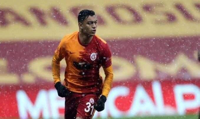 مصطفى محمد بديلا فى تشكيل جالاتا سراى ضد بشكتاش فى قمة الدوري التركي