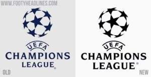 اليويفا يُجري تعديلات على شعار بطولة دوري أبطال أوروبا