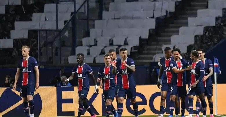 باريس سان جيرمان يعلن انتهاء موسم نجمي الفريق للإصاب