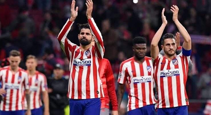 اتلتيكو مدريد يحافظ علي صدارته ويشعل منافسات الدوري الإنجليزي