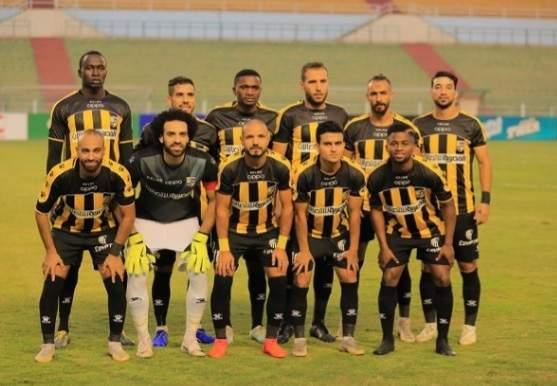 المقاولون يبدا الاستعداد لمواجهة بيراميدز في الدوري المصري