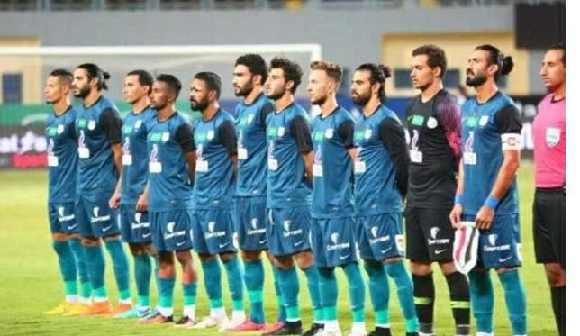 تشكيل إنبي ضد وادي دجله في الدوري المصري