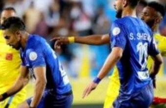 الهلال يستضيف التعاون لحسم لقب الدوري السعودي