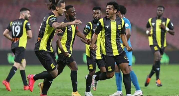 الاتحاد يفوز على العين بهدف دون رد في الدوري السعودي