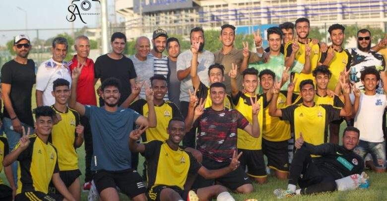 ابو هشيمة يقود كهربا الإسماعيلية للتأهل لدور16 لكأس مصر للشباب