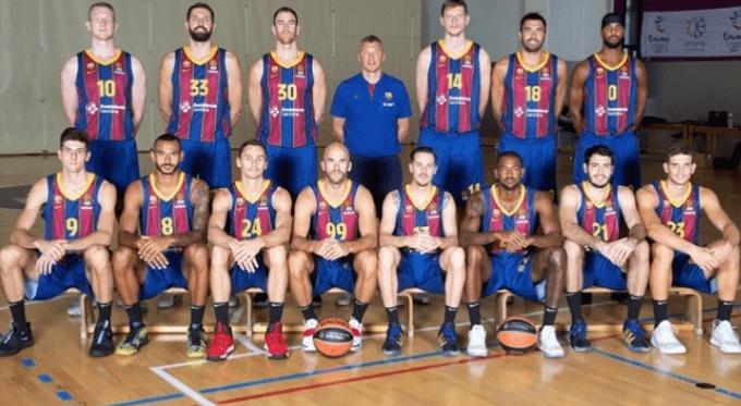برشلونة لكرة السلة يعزز موقفه في الدوري بفوزه ضد ريال بيتس