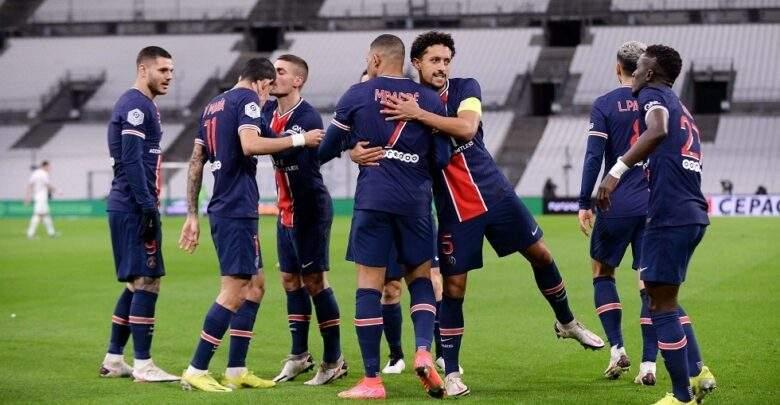 مواجه شرسه بين فريقي باريس سان جيرمان وليل لحسم الدوري الفرنسي
