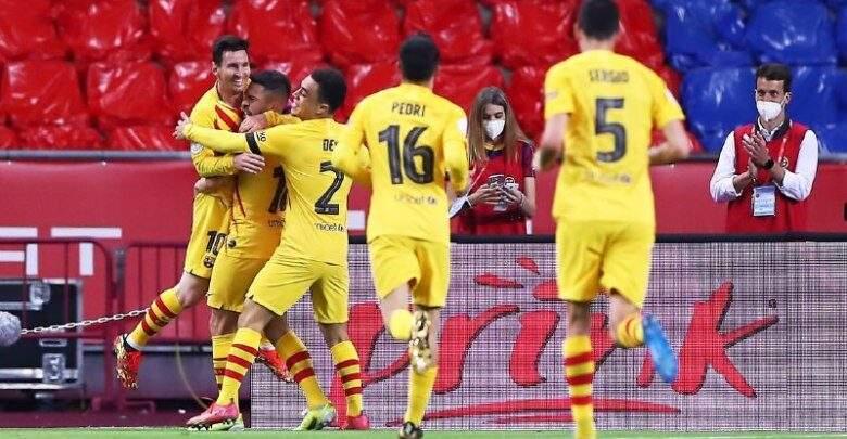 تعرف على التشكيل المتوقع لبرشلونة اليوم