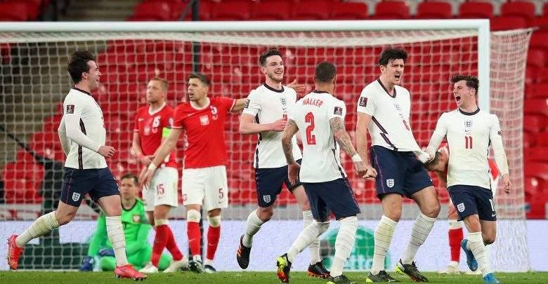 تعرف على قائمة منتخب إنجلترا المشاركة في يورو 2020