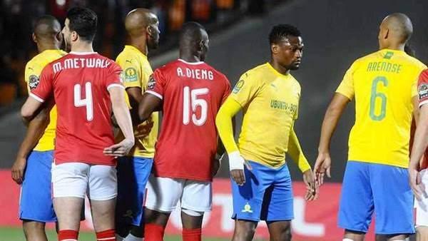 تشكيل صن داونز لمواجهة الأهلي بدوري أبطال إفريقيا