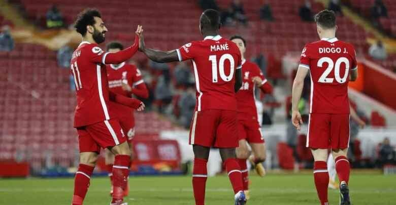 نهاية موسم مهاجم ليفربول بسبب الإصابة