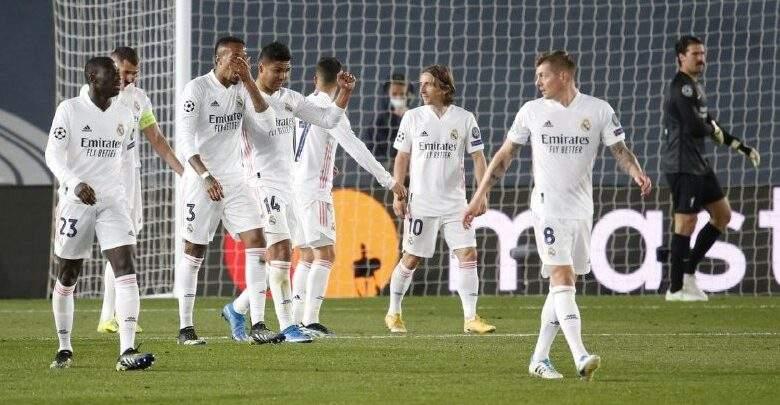 ريال مدريد يكشف عن أفضل لاعب هذا الموسم