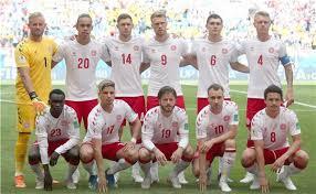 """تشكيل منتخب """"الدنمارك"""" أمام """"فنلندا"""""""