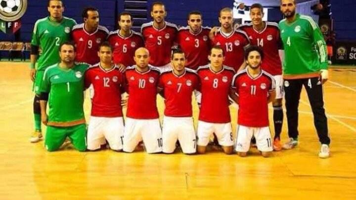 منتخب مصر لكرة الصالات ينتظر قرعة بطولة كأس العالم فى ليتوانيا