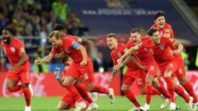 انجلترا تبدأ رحلة حلم حصد اللقب بلقاء مثير ضد كرواتيا ببطولة اليورو