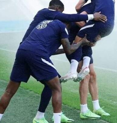 فرنسا تواجه المجر فى مسابقة كأس أمم أوروبا