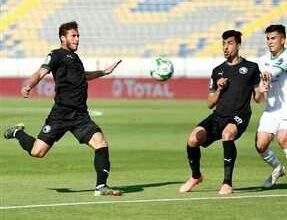 بيراميدز والرجاء المغربي في منافسة ذهاب نصف نهائي كأس الكونفدرالية