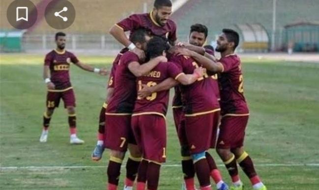 الجونة يحقق فوزا صعبا على سيراميكا فى الدوري المصري