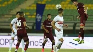 الفارس الأبيض يفوز علي مصر المقاصة في ربع نهائي كأس مصر