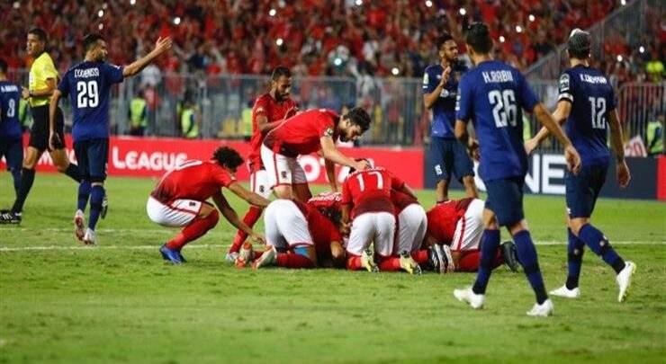 بث مباشر.. شاهد مباراة الأهلي مع الترجي في نصف نهائي دوري أبطال إفريقيا