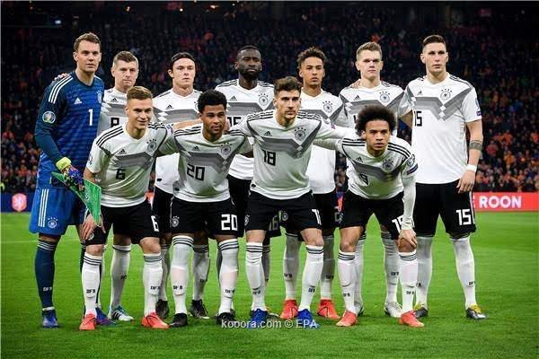 المانيا تواجهه الدنمارك فى مباره وديه قبل موقعه يورو٢٠٢٠