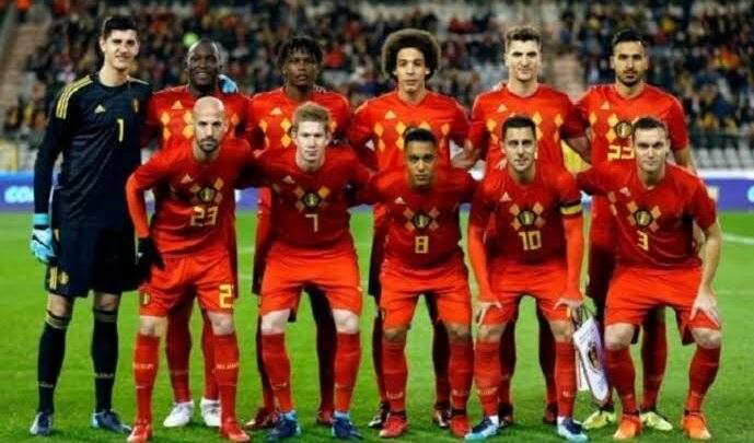 بلجيكا تكتسح روسيا فى اول مباره لها فى يورو ٢٠٢٠