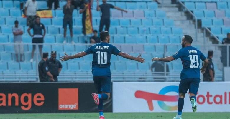 الشياطين الحمر تضع قدماً في نهائي دوري أبطال أفريقيا