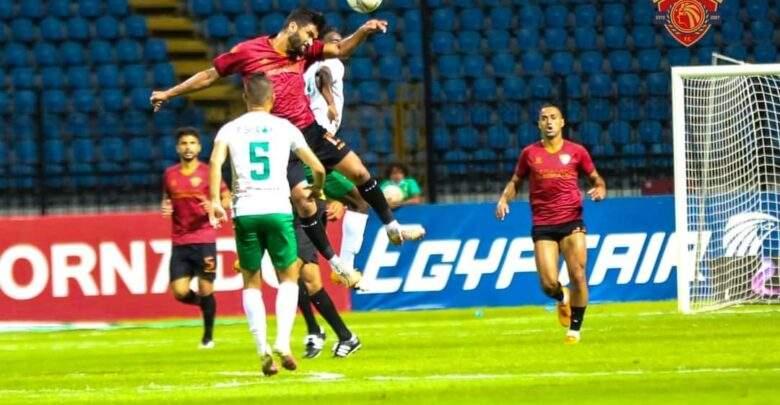 المصري يخطف انتصارا صعبا علي حساب سيراميكا كيلوباترا بالدوري
