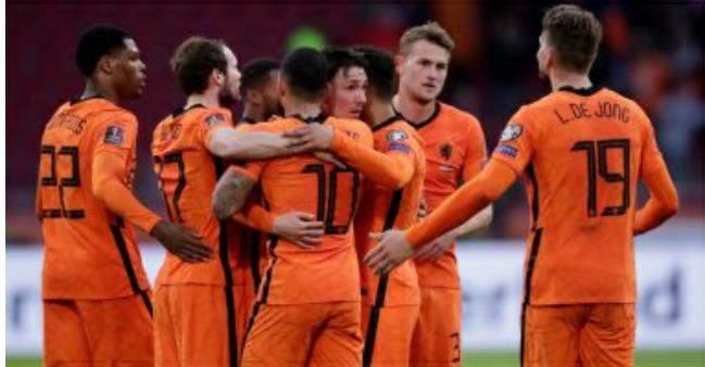هولندا تواجه اسكتلندا استعدادا لكأس الامم الأوروبية