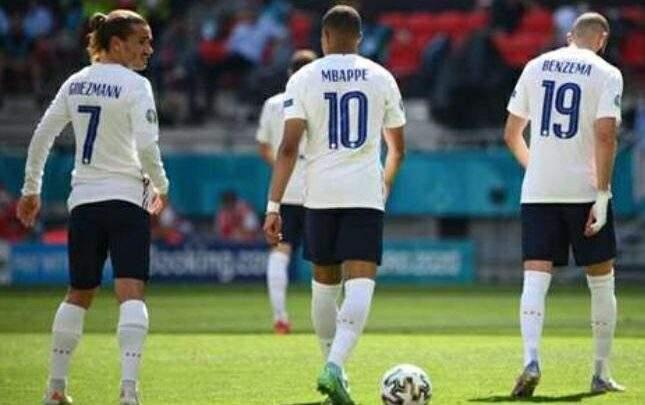 تعادل منتخب فرنسا مع المجر بهدف لكل فريق