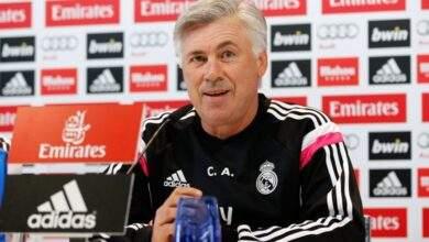 أنشيلوتي يحدد أولى الصفقات في ريال مدريد
