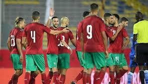 حكيمي أساسي و زياش و بن شرقي احتياطيان .. تعرف على تشكيلة المغرب أمام غانا