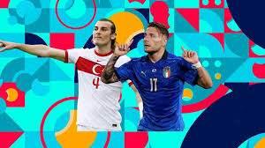 تعرف على تشكيل ايطاليا و تركيا في افتتاح اليورو 2020