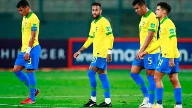 البرازيل تفوز علي كولومبيا في كوبا أمريكا